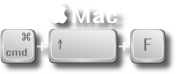 Macintosh Shortcut for Forex Extension